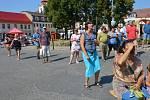 2. Bousovské slavnosti v Dolním Bousově.