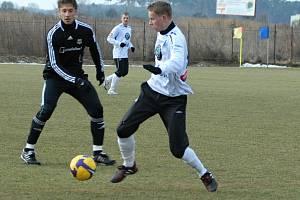 Přípravné utkání FK Mladá Boleslav B - Artmedia Bratislava