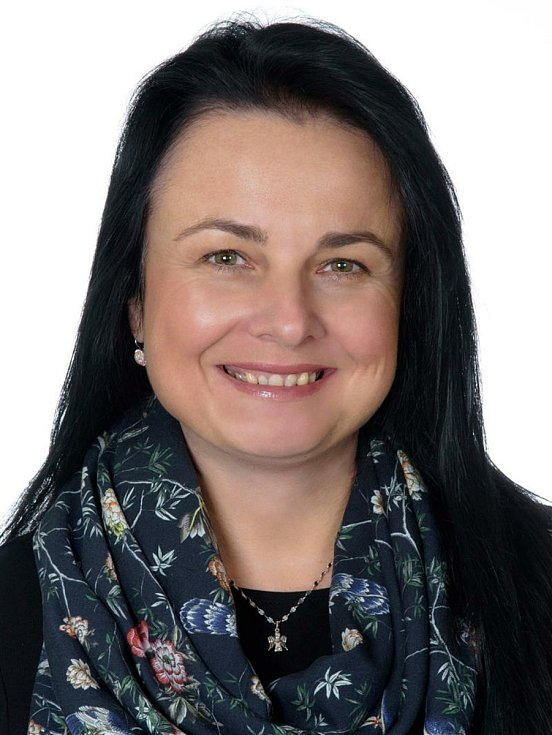 Iveta Tomšíková, primářka kožního oddělení Klaudiánovy nemocnice v Mladé Boleslavi.