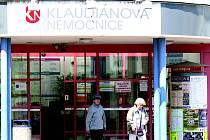 Klaudiánova nemocnice, která má v Modré hvězdě své ambulance