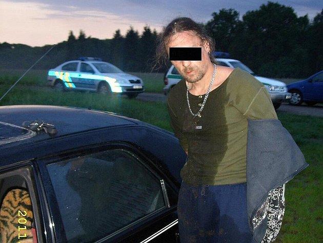 Policie zadržela zloděje, kteří kradli ve skladu v Ujkovicích.