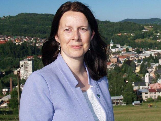 Lena Mlejnková, nová projektová manažerka Mnichova Hradiště
