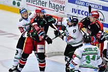 BK Mladá Boleslav zajíždí v úterý na led Mountfieldu Hradec Králové.