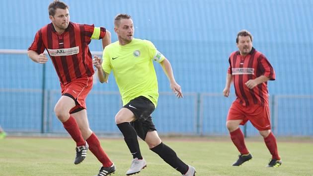 IV. třída: Sporting Mladá Boleslav B - Kropáčova Vrutice B