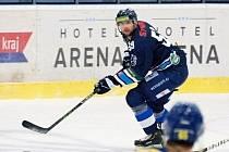 Kapitán HC Benátky nad Jizerou Petr Kolmann.