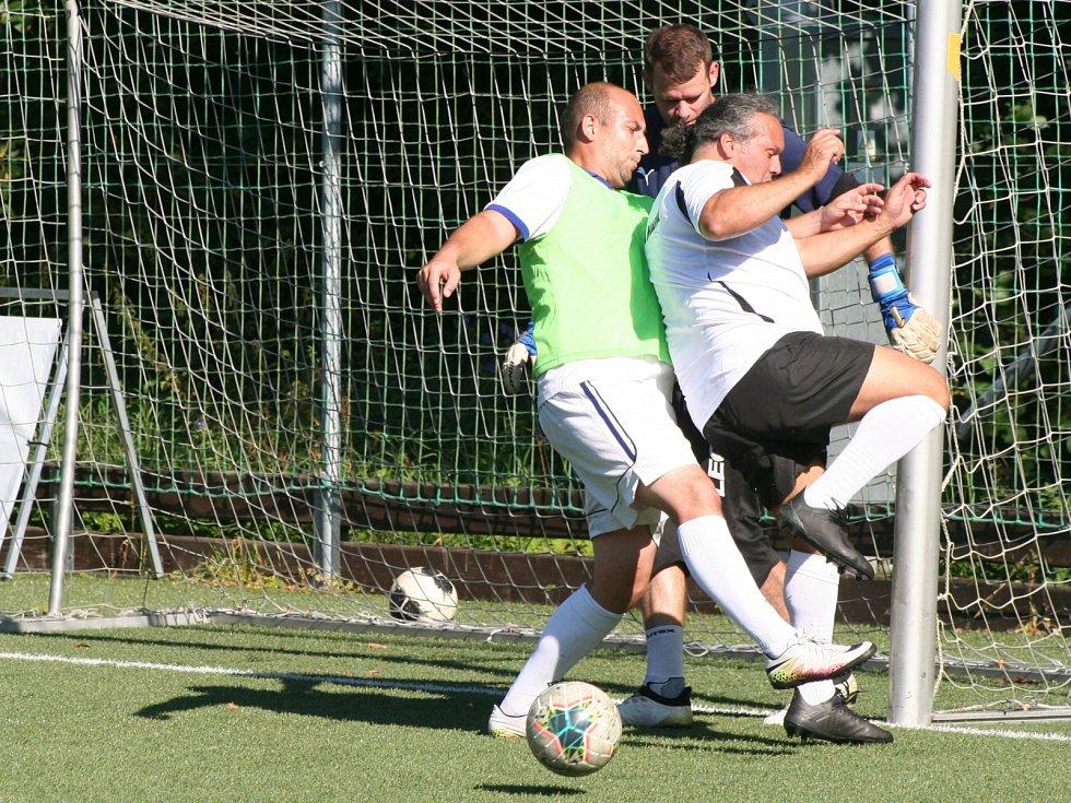 Zaměstnanecká liga Deníku, turnaj v Benátkách nad Jizerou, 14. září 2021