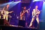 Skupina Seven během vystoupení na Otíku 2008.