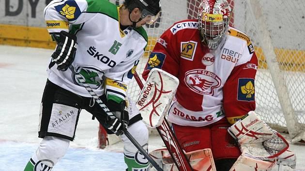 Tipsport extraliga: HC Slavia Praha - BK Mladá Boleslav
