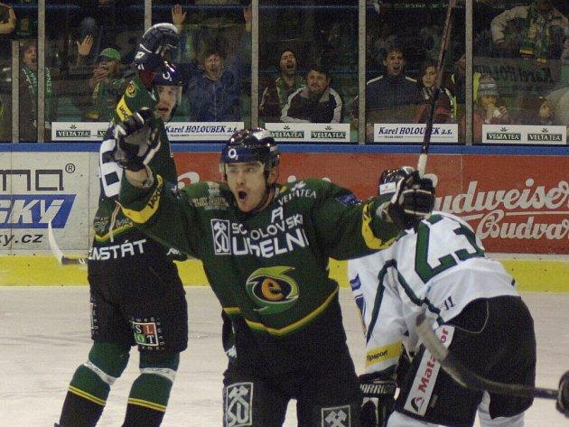 O2 extraliga: HC Energie Karlovy Vary - BK Mladá Boleslav