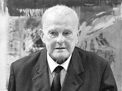 Vlastimil Kouřil, držitel Ceny města Mnichovo Hradiště.