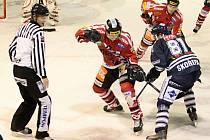 I. hokejová liga: HC Benátky nad Jizerou - HC Chrudim