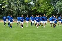 Příprava FK Mladá Boleslav