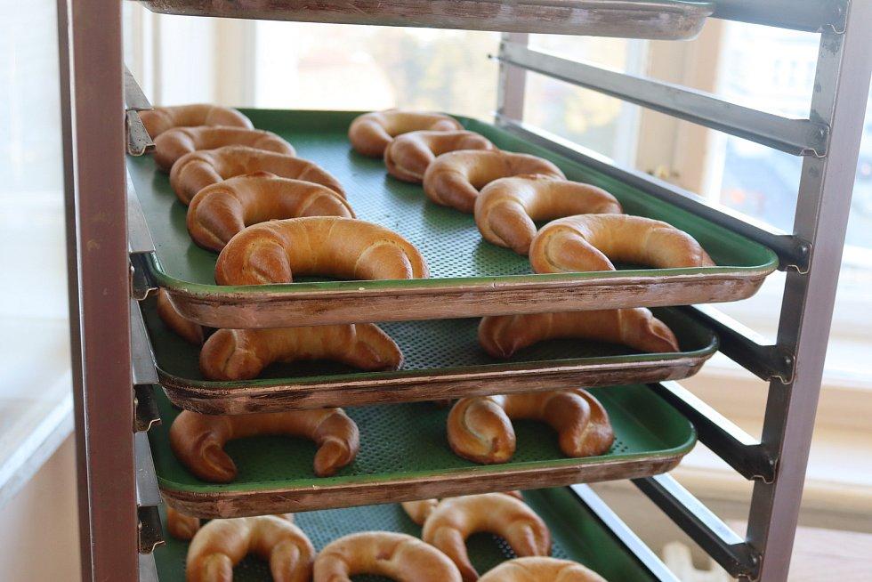 Loupáky karmelských pekařů