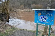 Velká voda na Mladoboleslavsku