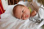 Adam Gavrilov se narodil 22. října, vážil 3,6 kg a měřil 51 cm. Maminka Radka a tatínek Nikolay si ho odvezou domů do Mladé Boleslavi.