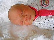 Ema Uramová přišla na svět 19. ledna s mírami 3,31 kg a 52 cm. S maminkou Andreou a tatínkem Filipem bude bydlet v Mladé Boleslavi, kde už se na ni těší bráškové Pepa a Tobik.