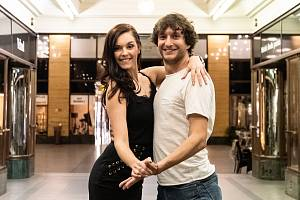 Václav Jílek a Petra Stehnová reprezentují Studio DVA