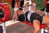 Roman Maršálek vybojoval na světovém šampionátu v benči stříbro.