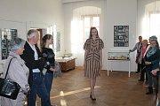 V rámci výstavy Hradiště a Hradišťáci v 70. a 80. letech, která se koná v městském muzeu Mnichovo Hradiště až do 31. října, se v jeho prostorách uskutečnil speciální retro večer.
