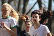 Běžci 86 ročník Běhu Štěpánkou