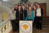 Studenti Gymnázia Dr. Pekaře