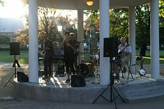 Jazzcombo strýce Michaela a Eva Emingerová