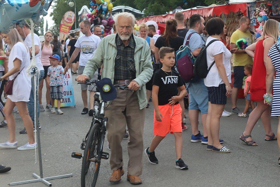 Anenská pouť Mnichovo Hradiště 2020.