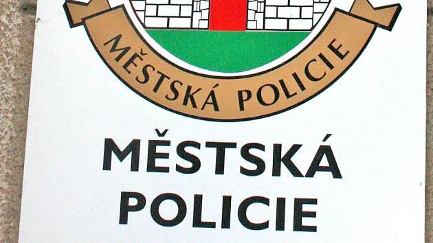 Městská policie Kosmonosy.