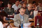 Zastupitelé Mladé Boleslavi na čtvrtečním zasedání.