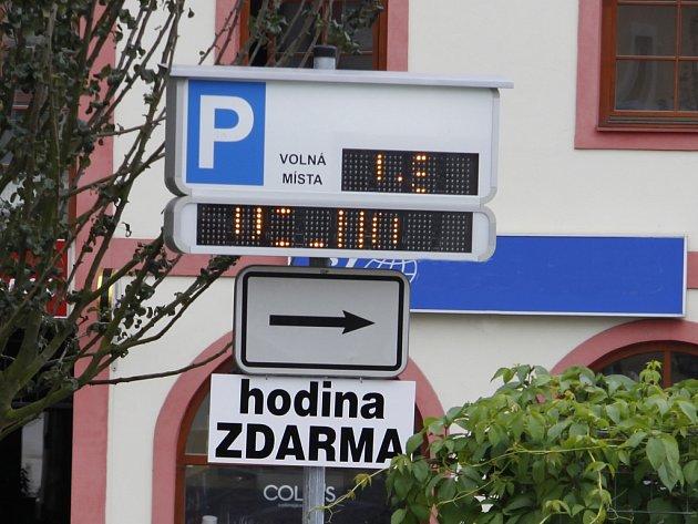Parkovací systém rozdělí Boleslav. Už v létě! - Boleslavský deník f2e1e90e24