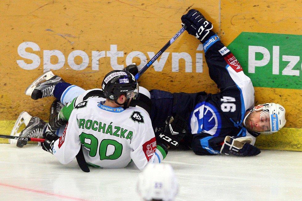 Hokejová extraliga: HC Škoda Plzeň - BK Mladá Boleslav