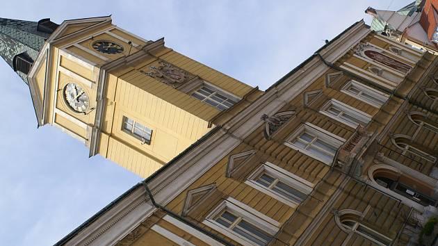 Radnice v Mnichově Hradišti