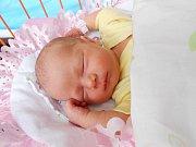 Hanička Nováková se narodila 22. května mamince Lucii a tatínkovi Tomášovi ze Železného Brodu. Vážila 2,8 kg a měřila 46 cm.