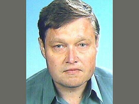 Pohřešovaný Miroslav Novotný