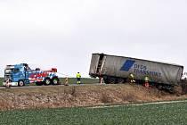 Nehoda u Hrdlořez na Boleslavsku - ilustrační foto