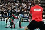 SUPERFINÁLE Florbalu muži 2017 - Technology Florbal Mladá Boleslav - FAT PIPE FLORBAL CHODOV  (vítěz finále) v O2 Areně.