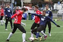 Tipsport liga: FK Varnsdorf - FK Pardubice