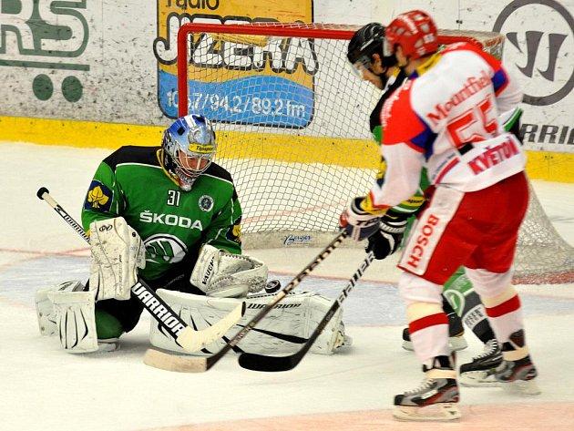 Tipsport extraliga: BK Mladá Boleslav - HC Mountfield České Budějovice