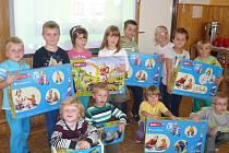 Děti ze školky Laurinka