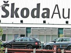 Stále více nových vozidel potřebuje vyrábět mladoboleslavská Škoda Auto.