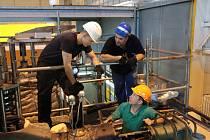 Ve Ško-Energu probíhá pravidelná letní údržba