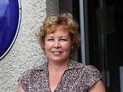 Starostka Čisé Marta Dubayová
