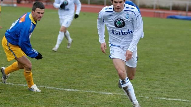 Přípravný zápas: FK Mladá Boleslav B - FK Pěnčín Turnov