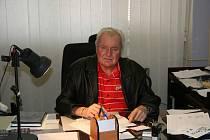 Ředitel třetí základní školy Rudolf Skřivánek