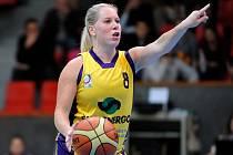 Ženská basketbalová liga: Slovanka Mladá Boleslav - Valosun Brno
