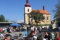 Sousedská slavnost Mnichovo Hradiště