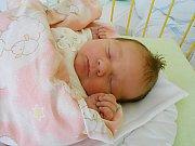 Maruška Voláková se narodila 8. dubna mamince Veronice a tatínkovi Tomášovi. Vážila 3,42 kg a měřila 50 cm.