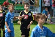 Belsport cup, finále: Dlouhá Lhota - Sporting Mladá Boleslav.