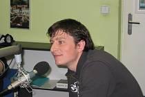 Fotbalista Tomáš Hrdlička v Kotli