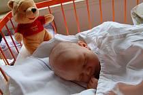 Lucii Vítové a Jaromíru Zehnalovi z Mladé Boleslavi se dne 11. července narodil syn Jaromír. Jeho míry jsou 52 centimetrů a 3,610 kilogramu.